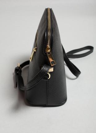 Яркая и стильная сумочка из натуральной кожи для вашего образа3 фото