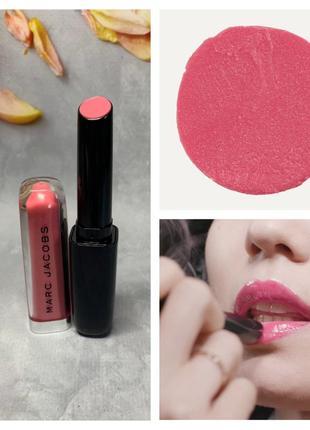 Помада marc jacobs beauty enamored hydrating lip gloss stick в оттенке sweet escape