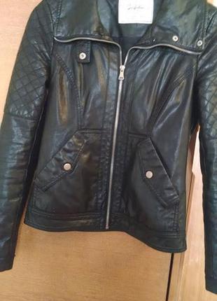 Куртка zara outerwear division trafaluc collection