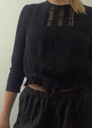 Элегантная блуза от zara