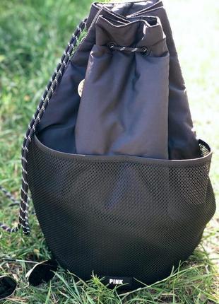 Очень классный рюкзак victoria's secret для спорта и путешествий