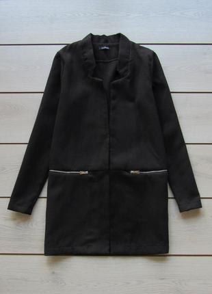 Пальто пиджак от boohoo