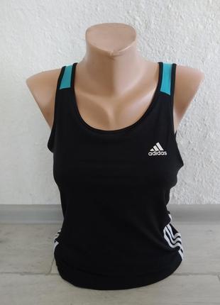 Актуальная спортивная майка  adidas, стильная, модная