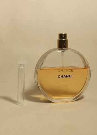 Chanel chance туалетная вода 3 mo распив