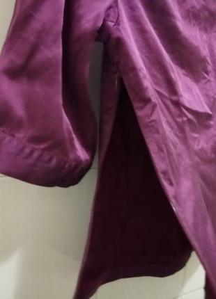 Karen millen: шелковая блуза5 фото