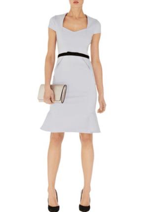 Структурированное платье из джерси в деловом стиле от karen millen