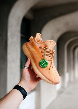 Adidas yeezy boost 350 v2 mono clay кроссовки адидас мужские женские унисекс обувь взуття изи буст3 фото