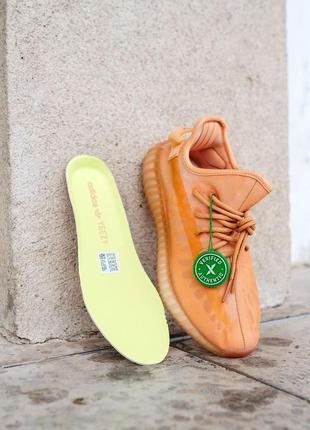 Adidas yeezy boost 350 v2 mono clay кроссовки адидас мужские женские унисекс обувь взуття изи буст4 фото