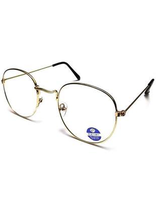 Защитные компьютерные очки унисекс abeling xy077