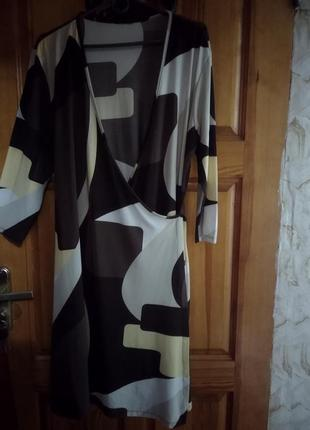 Женское платье, размер 46-58
