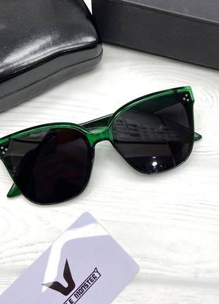 Солнцезащитные очки в стиле gentle monster