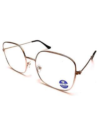 Защитные компьютерные очки унисекс abeling xy081