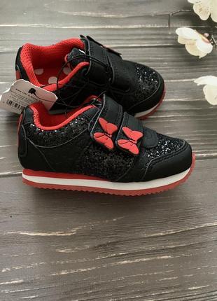 Модные кроссовки 13 см по стельке
