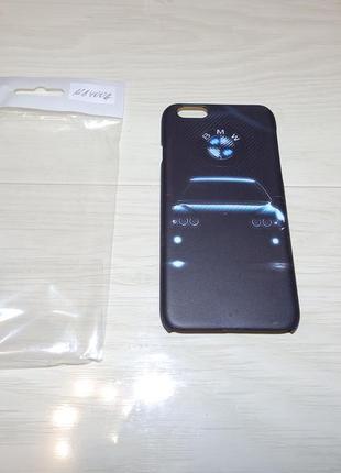 Чехол apple iphone 6/ 6s print bmw