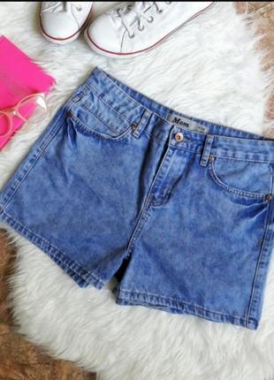 Шорты mom jeans от new look💔