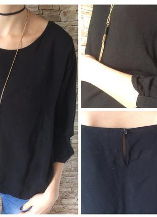 Кофточка, кофта, блуза, блузка, чёрная кофточка