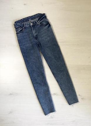 Мом джинси стрейчеві