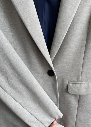 Базовый пиджак / блейзер / жакет h&m