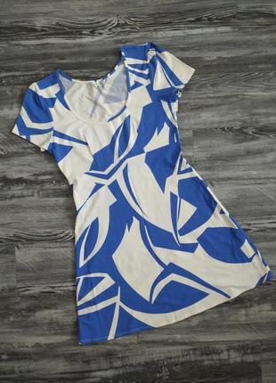 Котонове літнє плаття, розмір м