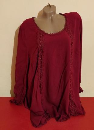 Распродажа !!! женская блуза бренд cellbes швеция