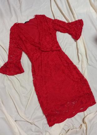 Красивое нарядное платье от quiz!!!