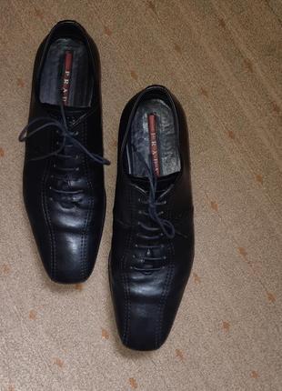 Брендовые туфли prada