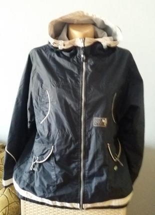 Ветровка куртка дождевик не промокает 100 %