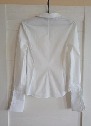 Блуза белая karen millen8 фото