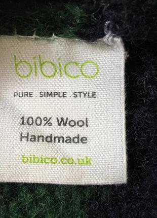 Cвитер  bibico 100% wool handmade nepal3