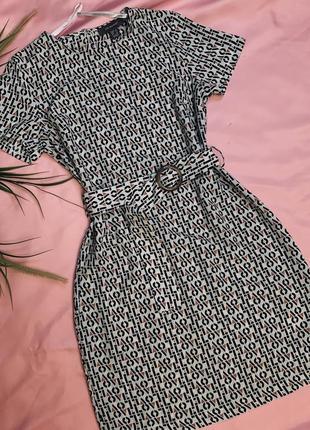Летнее платье ткань софт