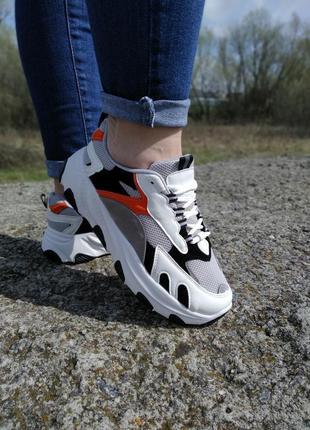 Стильні кросівки tm aesd!!! р-ри 36-41маломірять
