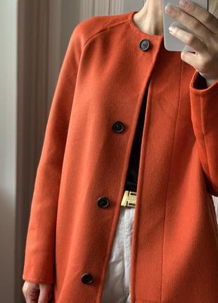 Пальто жакет akris3 фото