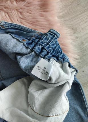 Джинсовые шорты2 фото