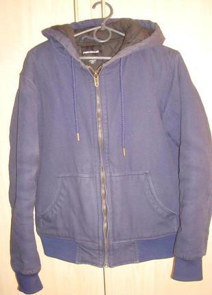 Стеганный бушлат, куртка, пальто xs