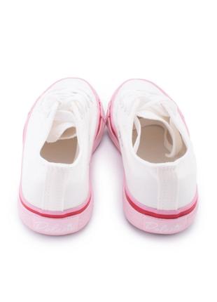 Женские белые кеды/размеры: 36-415 фото