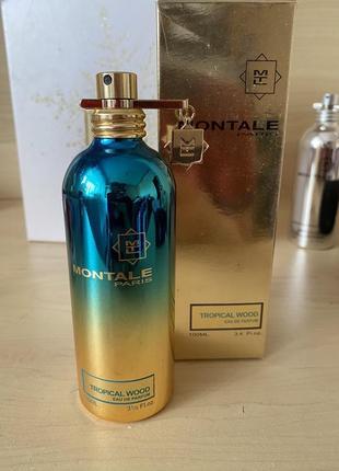 Montale tropical wood парфюмированная вода обмен продажа