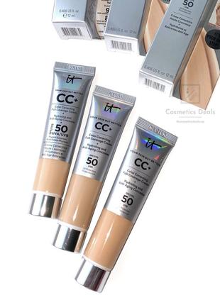 Cc крем it cosmetics