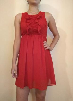 Платье с завышенной талией, можно беременным