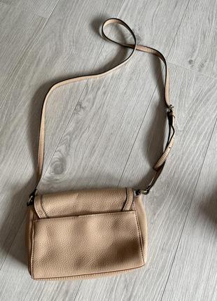 Кожаная сумка .