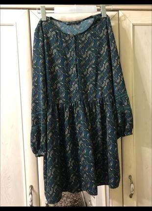 Новое летнее платье от zara