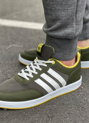 Мужские кроссовки адидас демисезонные2 фото