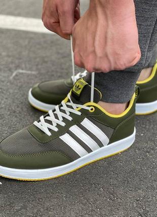 Мужские кроссовки адидас демисезонные3 фото