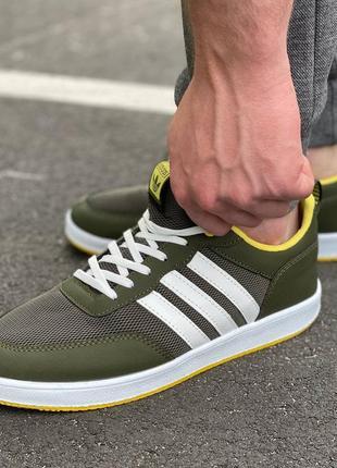 Мужские кроссовки адидас демисезонные4 фото