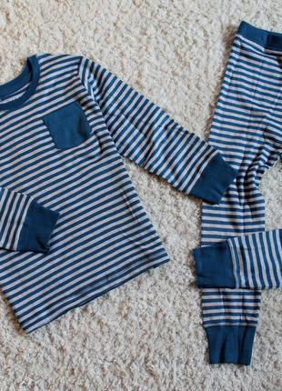 Пижама next 3-4 года (98-104см)