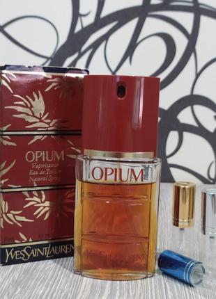 Винтажные духи opium 69 мл