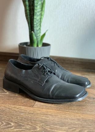 Мужские туфли kaiser