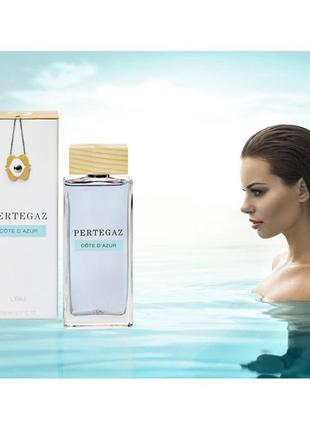 Côte d'azur eau de parfum manuel pertegaz
