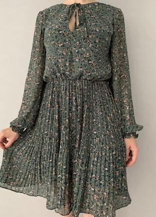 Платье, house, s, 34-36 zara, h&m