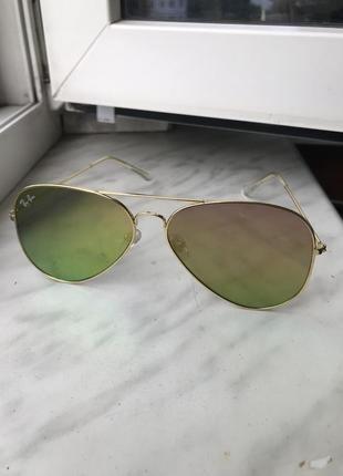 Солнцезащитные очки ray ban1 фото