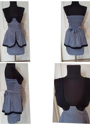 Платье сарафан юбка летнее нарядное красивое